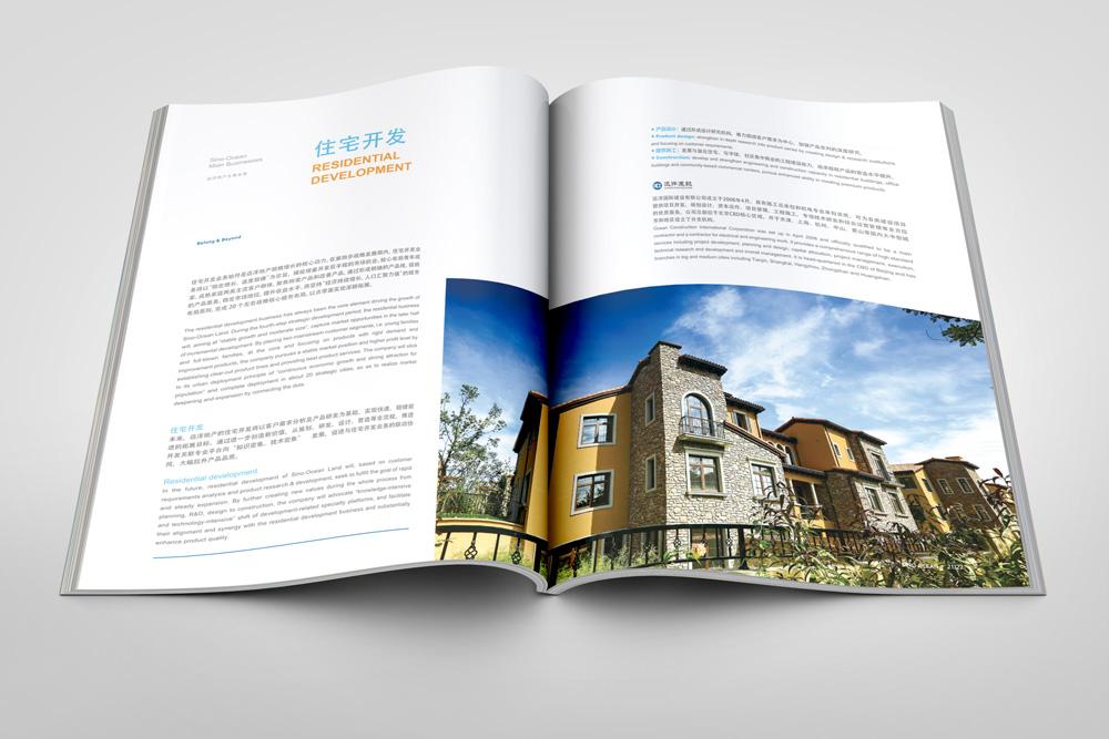 远洋地产平面设计_深圳广告设计公司